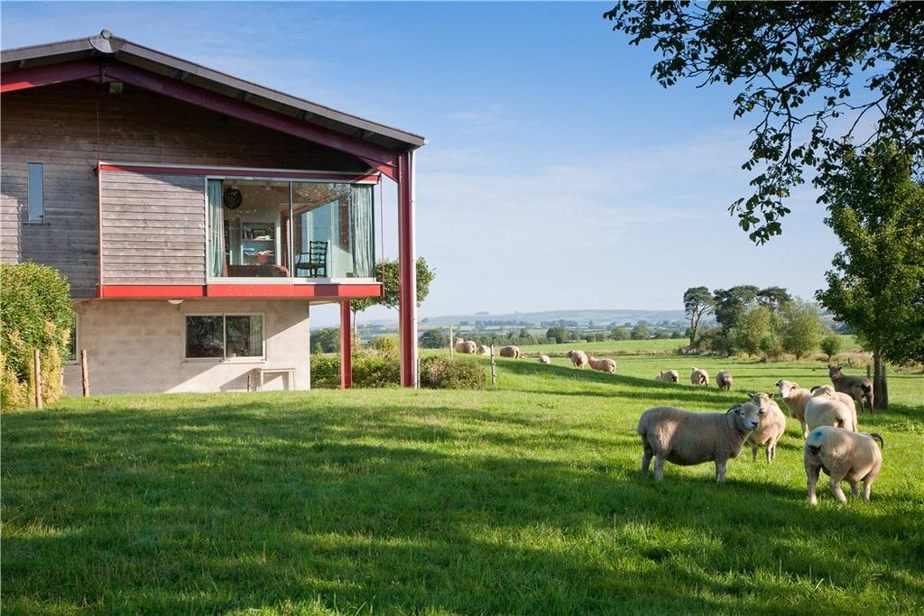 5 Bedrooms Farm House Character Property for sale in Near Glastonbury and Wells, Somerset, BA6