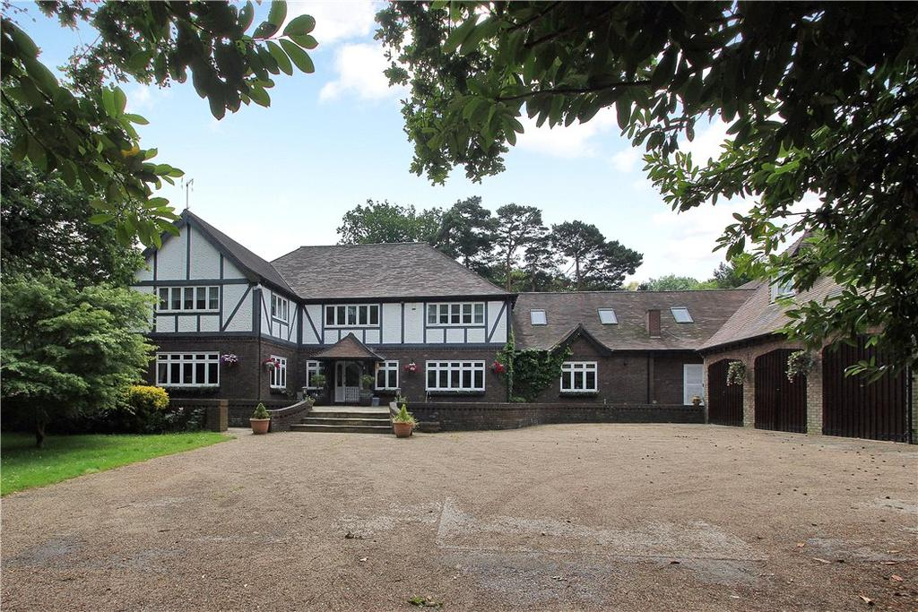 6 Bedrooms Detached House for sale in School Lane, West Kingsdown, Sevenoaks, Kent, TN15