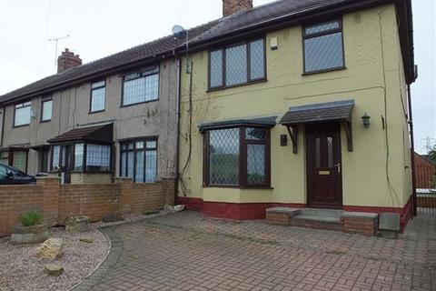 3 bedroom end of terrace house to rent - Sheffield Road, Woodhouse Mill, Sheffield, S13 9ZB