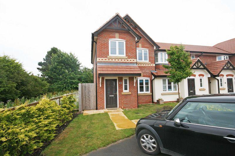3 Bedrooms Mews House for sale in Jubilee Gardens, Blackpool