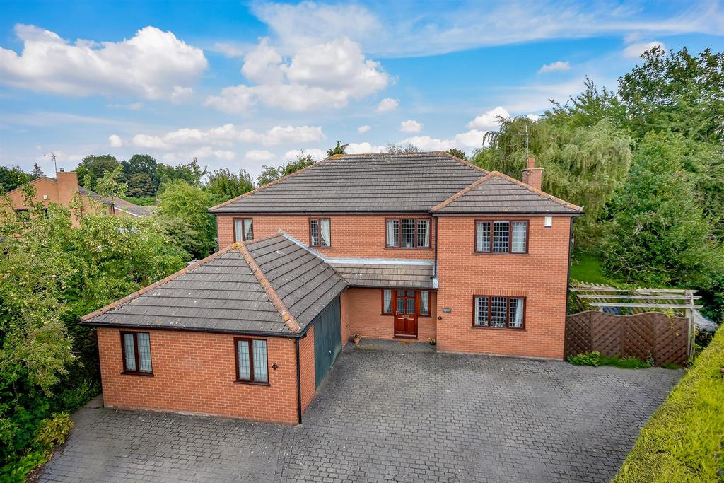 4 Bedrooms Detached House for sale in Birch Grove, Spalding