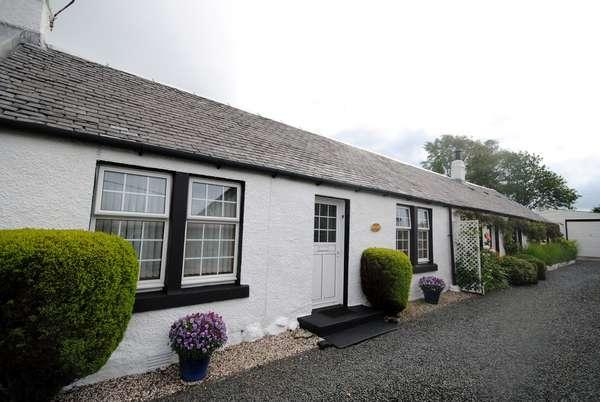 1 Bedroom Cottage House for sale in 2 Crossburn Drive, Loans, Troon, KA10 7NA