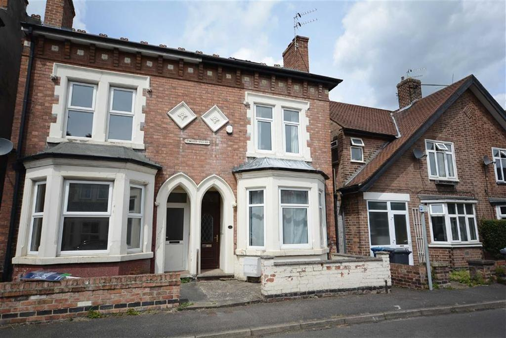 4 Bedrooms Semi Detached House for sale in Rosebery Avenue, West Bridgford