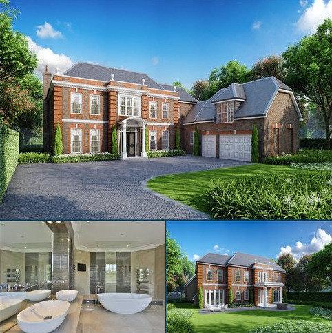 6 bedroom detached house for sale - Fairmile Avenue, Cobham, Surrey, KT11