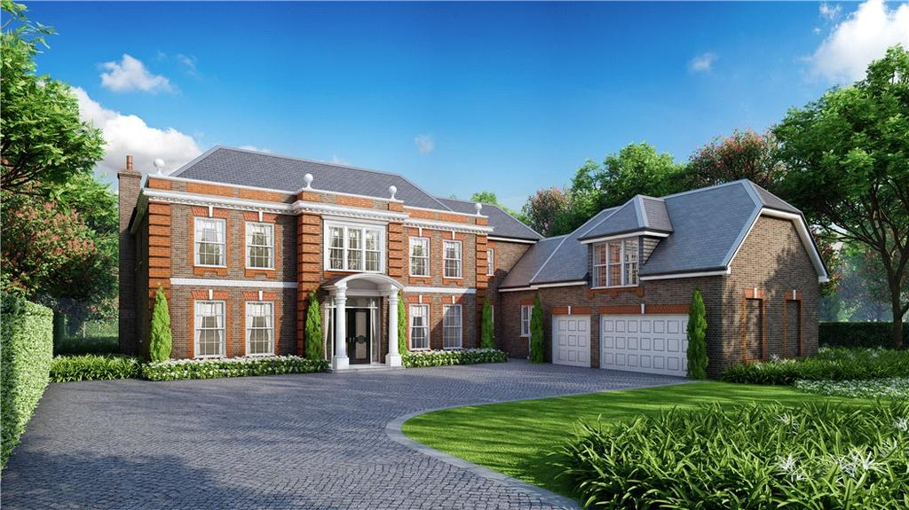 6 Bedrooms Detached House for sale in Fairmile Avenue, Cobham, Surrey, KT11