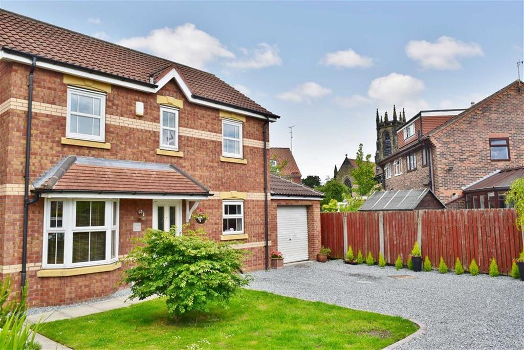 4 Bedrooms Detached House for sale in St Nicholas Drive, Beverley