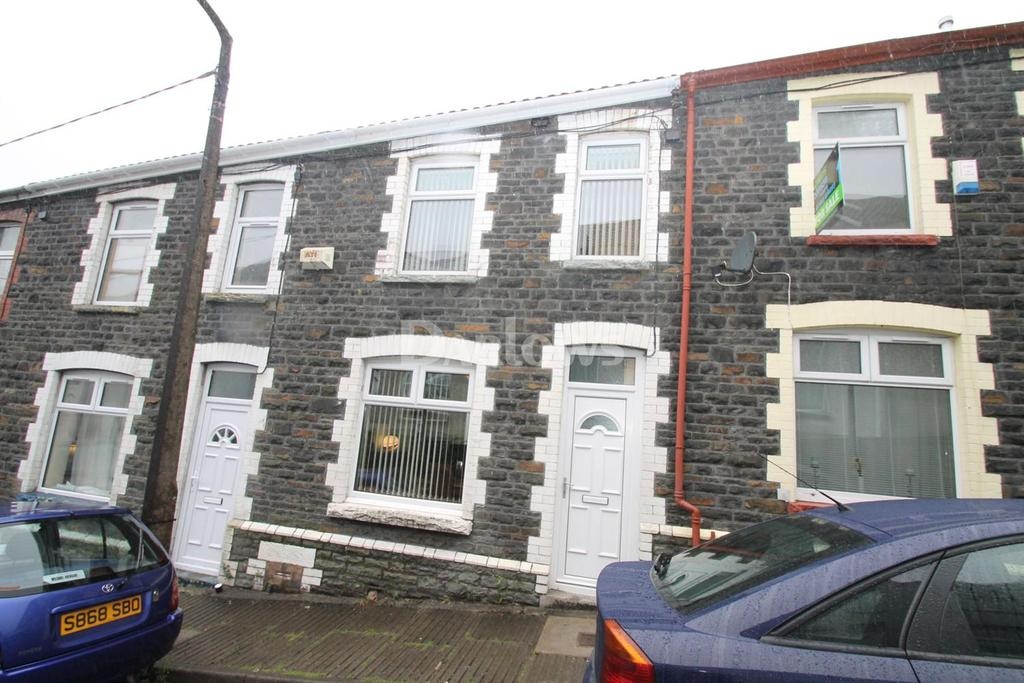2 Bedrooms Terraced House for sale in Hurford Crescent, Graigwen