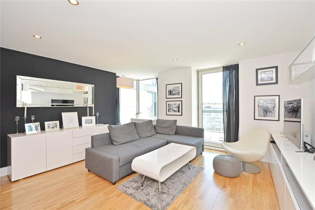 2 Bedrooms Flat for sale in Distillery Tower, 1 Mill Lane, London