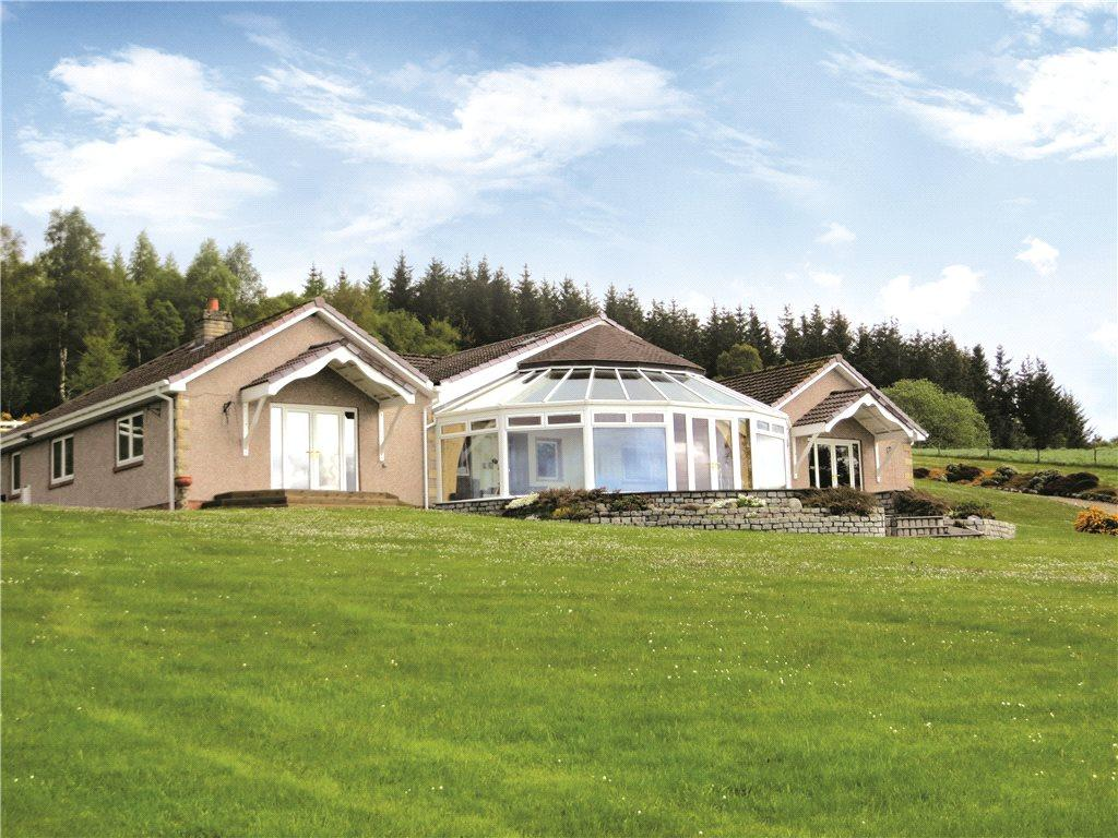 5 Bedrooms Detached House for sale in Craigellachie, Aberlour, Banffshire