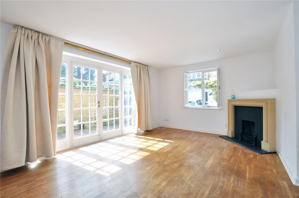 3 Bedrooms Semi Detached House for sale in Maltings Close, London, SW13