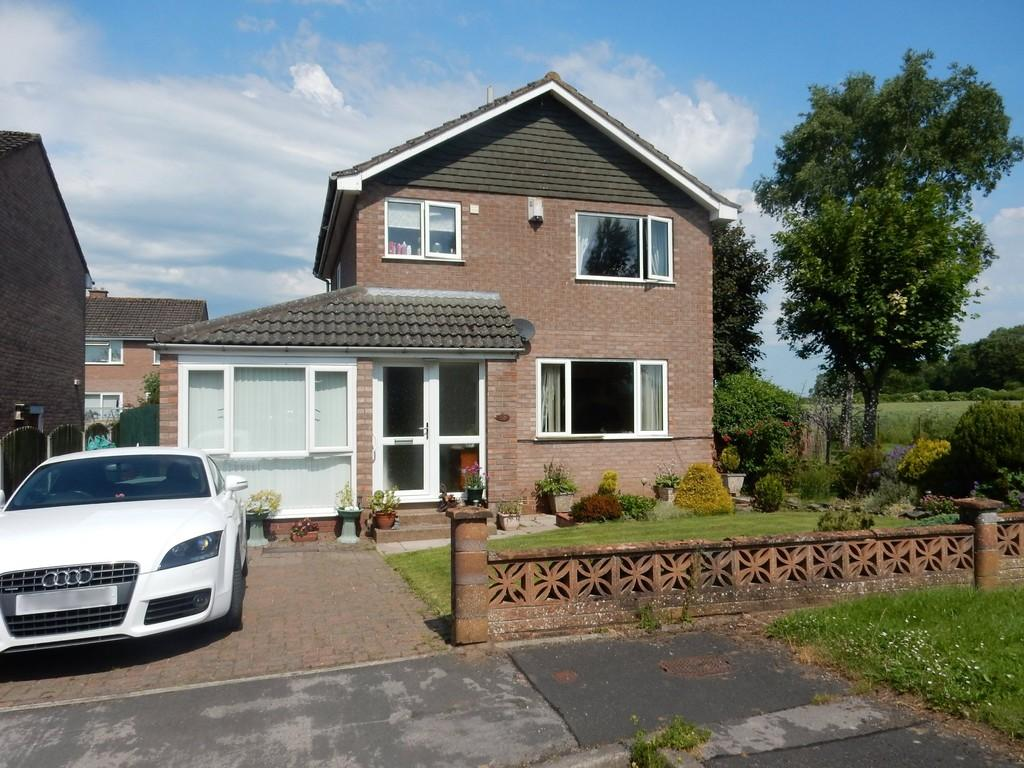 4 Bedrooms Detached House for sale in Hurley Road, Little Corby, Carlisle