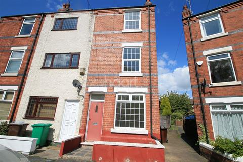 3 bedroom end of terrace house to rent - Wallis Street, NG6