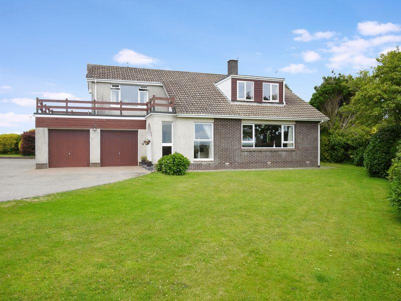 3 Bedrooms Detached House for sale in Kilkhampton, Bude