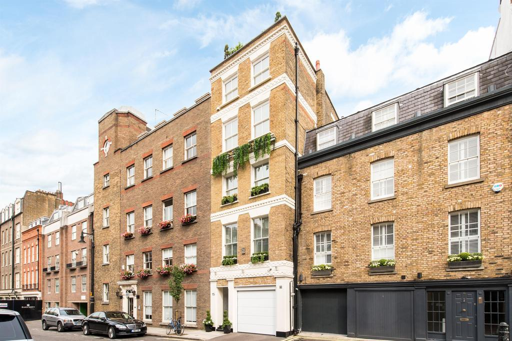 3 Bedrooms Town House for sale in Hays Mews, London, W1J