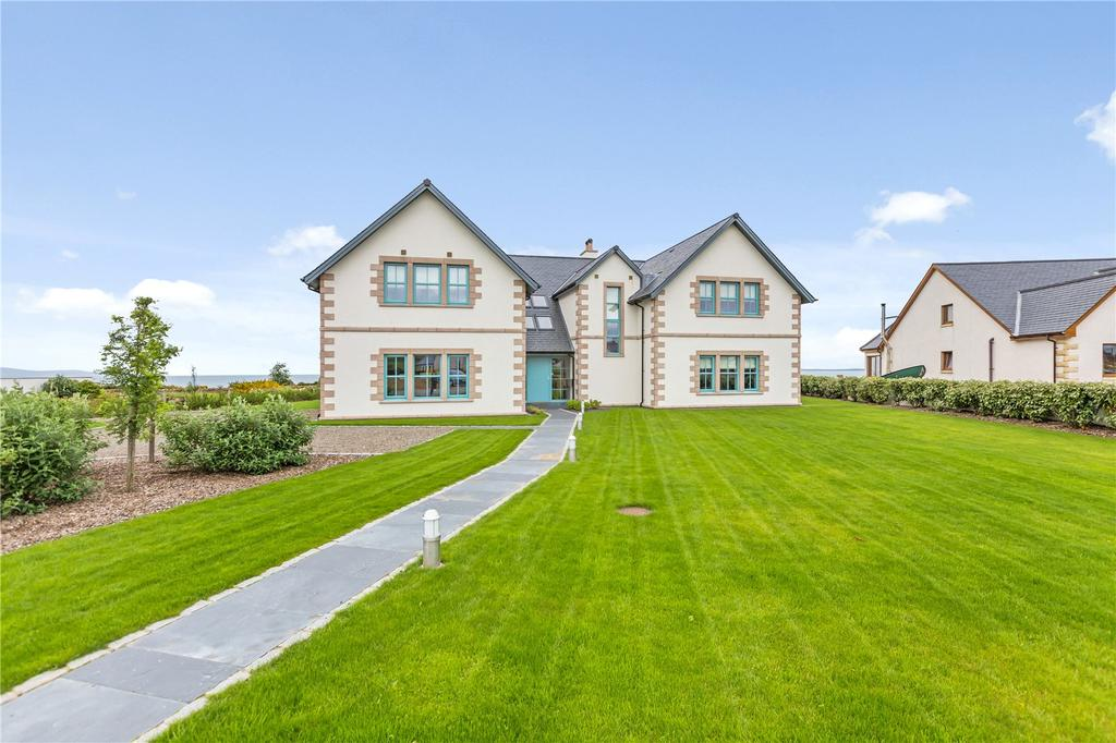 4 Bedrooms Detached House for sale in Earls Cross Gardens, Dornoch, Sutherland