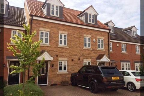 3 bedroom townhouse to rent - Pools Brook Park, Kingswood, Hull, HU7 3GF