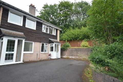 2 bedroom semi-detached house to rent - Wern Gifford, Abergavenny
