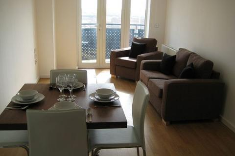 1 bedroom apartment to rent - HIVE 8TH FLOOR FURNISHED WITH BALCONY