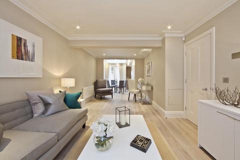 2 bedroom house to rent - St Barnabas Street, Belgravia, London