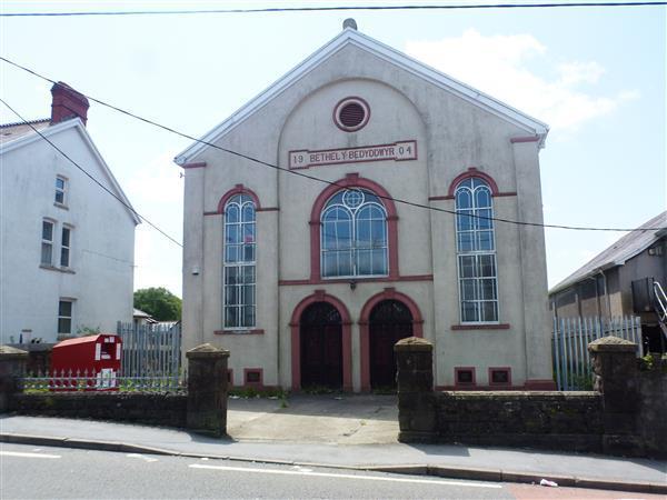 3 Bedrooms Detached House for sale in Bethel-Y-Bedyddwyr Chapel, Heol-Y-Neuadd, TUMBLE, Llanelli