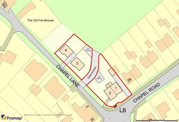 Land Commercial for sale in Chapel Lane, Habrough, IMMINGHAM