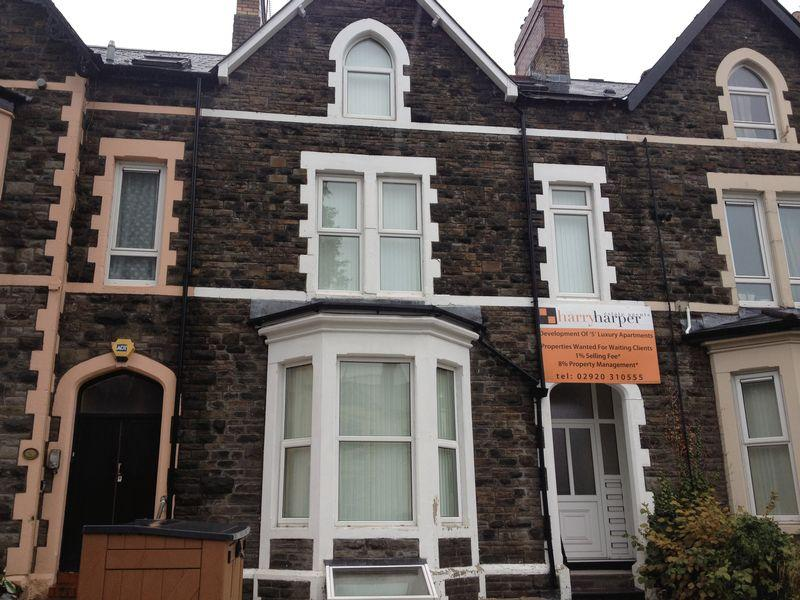 5 Bedrooms Block Of Apartments Flat for sale in Newport Road, Roath, Cardiff