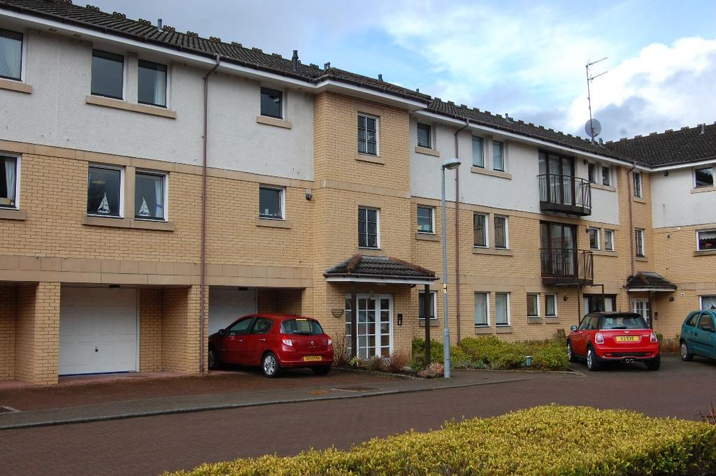 2 Bedrooms Flat for rent in Burnmouth Place, Bearsden, Glasgow, East Dunbartonshare, G61 3PG