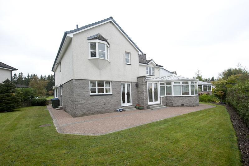5 Bedrooms Detached House for sale in 23 Windsor Gardens, Auchterarder, Perthshire, PH3