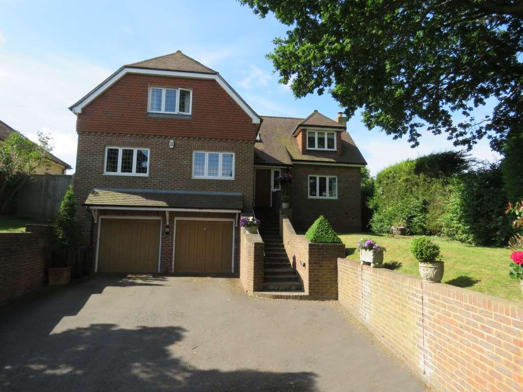 4 Bedrooms Detached House for sale in Dittons Road, Stone Cross