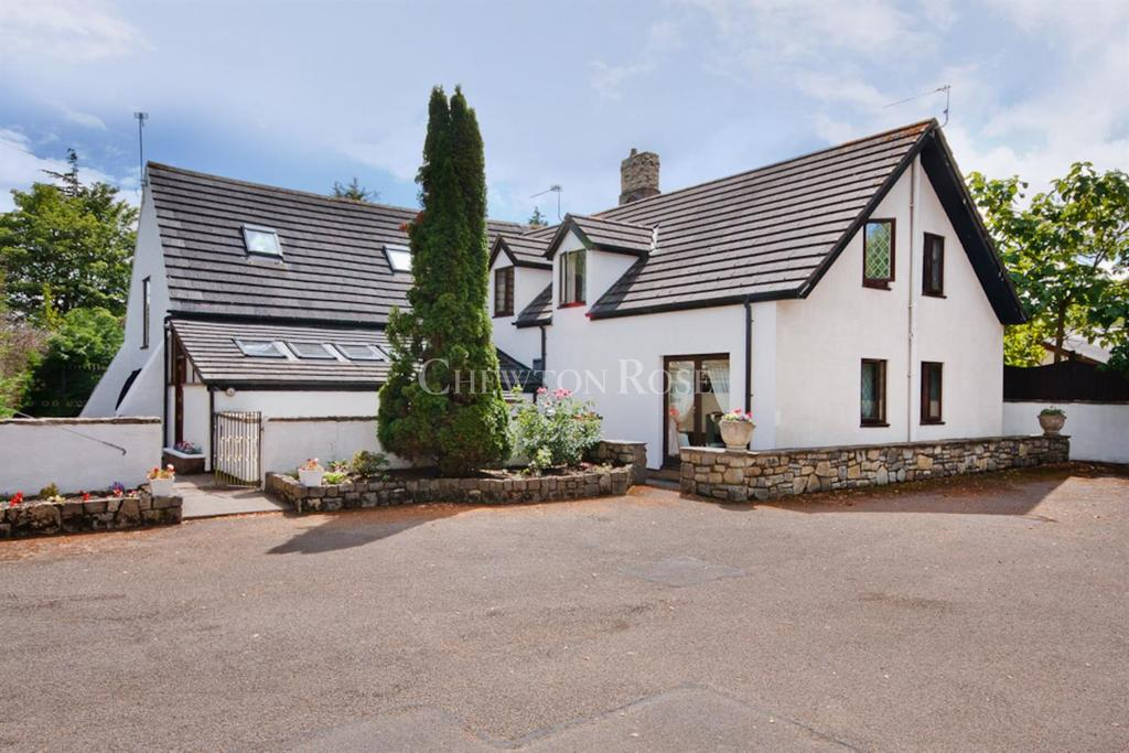 6 Bedrooms Barn Conversion Character Property for sale in Newport, Monmouthshire