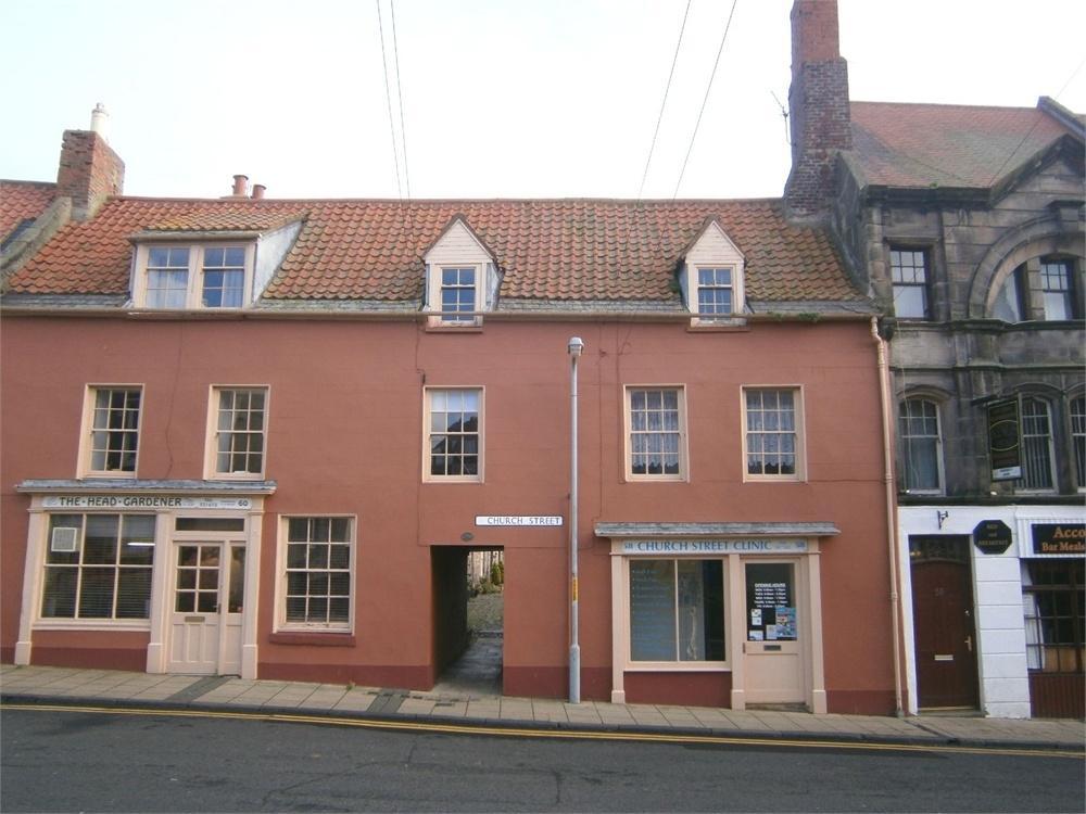 1 Bedroom Flat for sale in Church Street, Berwick upon Tweed