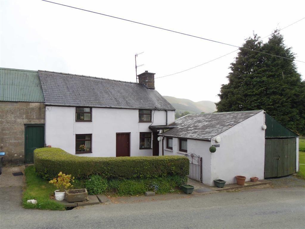 3 Bedrooms Cottage House for sale in Pen Y Filltir, Bontdolgadfan, Llanbrynmair, Machynlleth, Powys, SY19