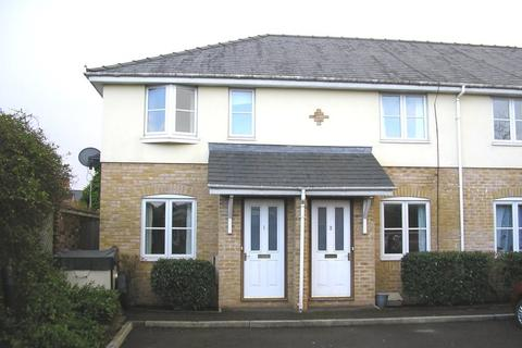 2 bedroom semi-detached house to rent - St Canna Close, Cardiff