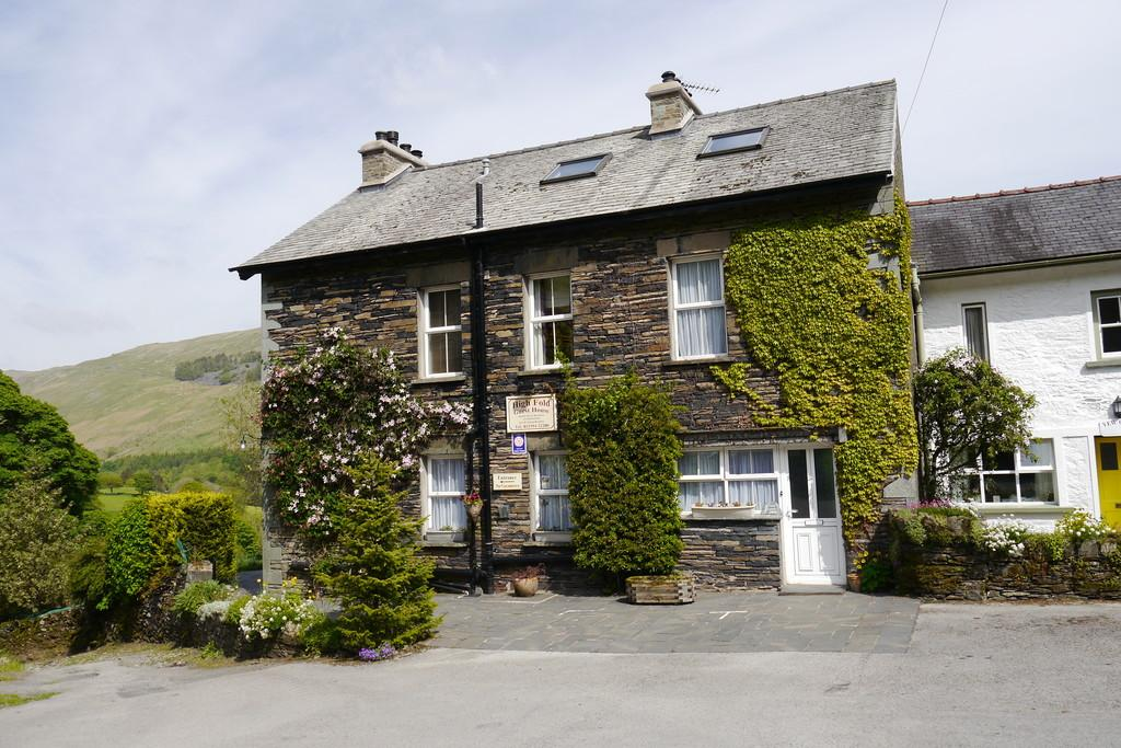 6 Bedrooms Semi Detached House for sale in High Fold Guest House, Troutbeck, Windermere, LA23 1PG