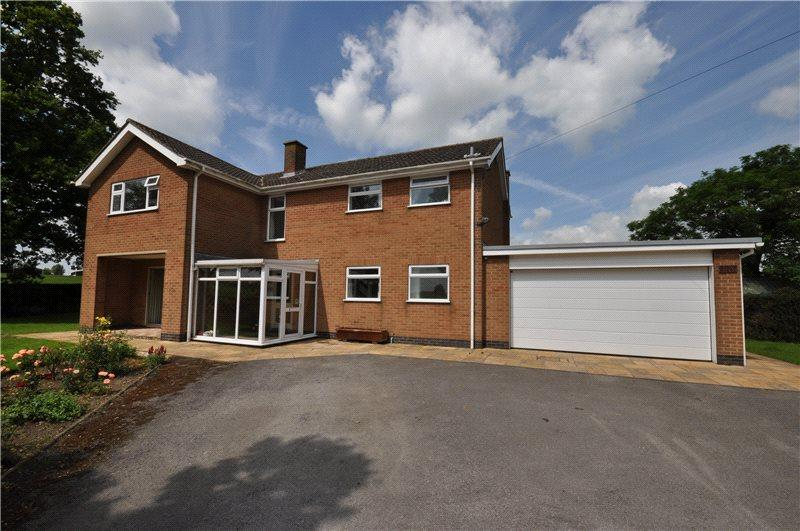 4 Bedrooms Detached House for rent in Station Road, Upper Broughton, Leicestershire