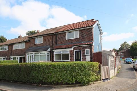 2 bedroom terraced house to rent - Goyt Valley Road, Bredbury, Stockport