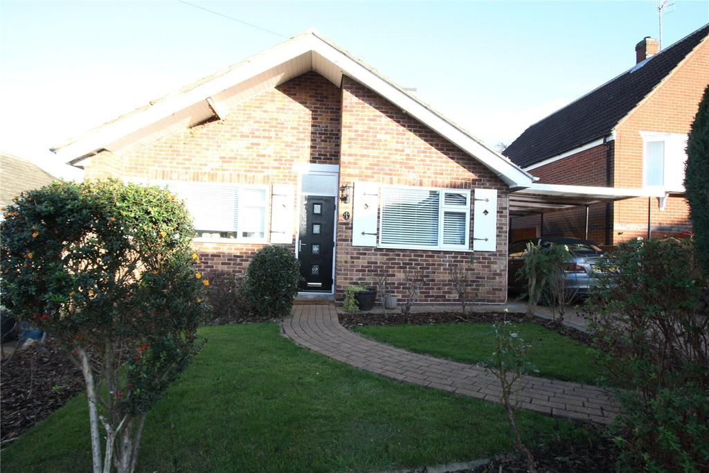 4 Bedrooms Detached Bungalow for sale in Woodland Close, Radcliffe On Trent, Nottingham, NG12