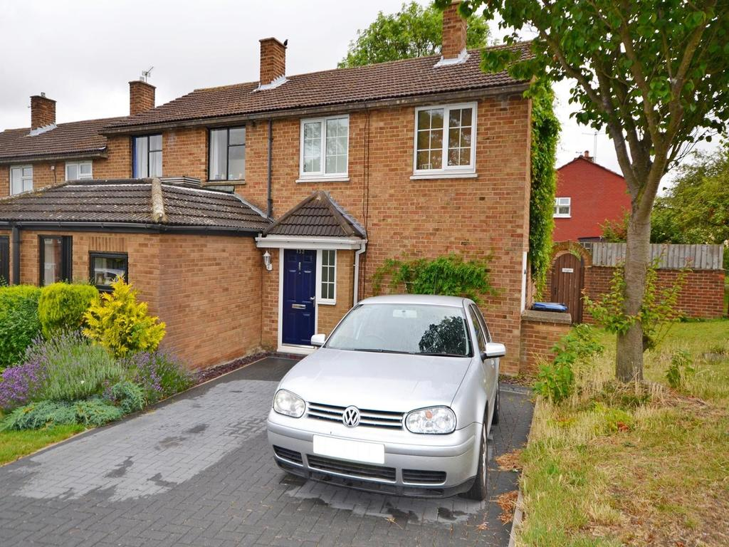 2 Bedrooms End Of Terrace House for sale in Ram Gorse, Harlow, Essex, CM20