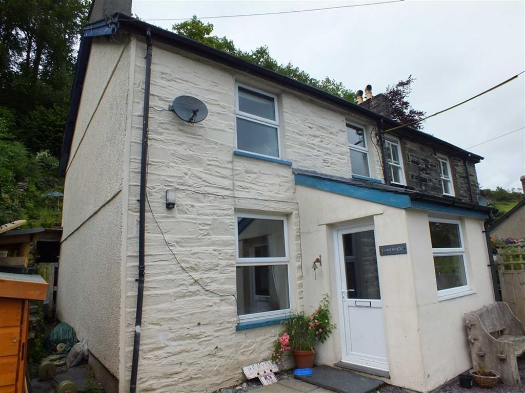 3 Bedrooms Semi Detached House for sale in Cartrefle, Dolwyddelan