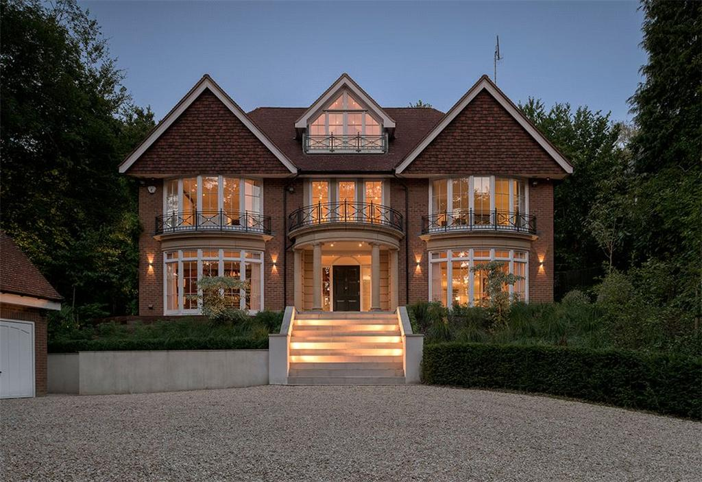 6 Bedrooms Detached House for sale in Burgess Wood Road, Beaconsfield, Buckinghamshire, HP9