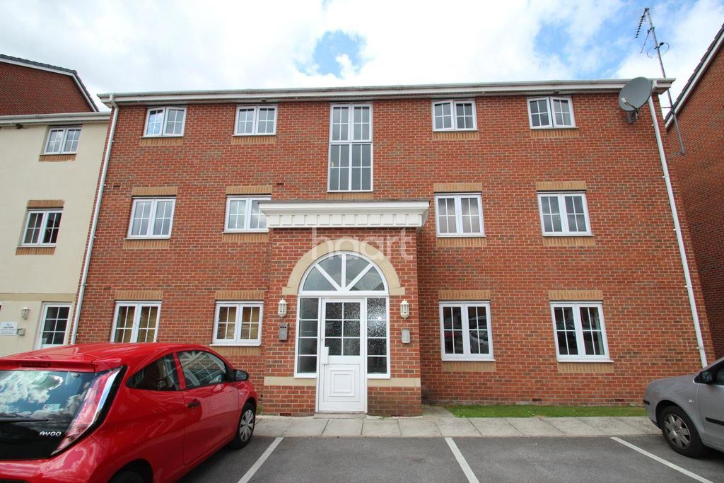 2 Bedrooms Flat for sale in Harris Road, Armthorpe