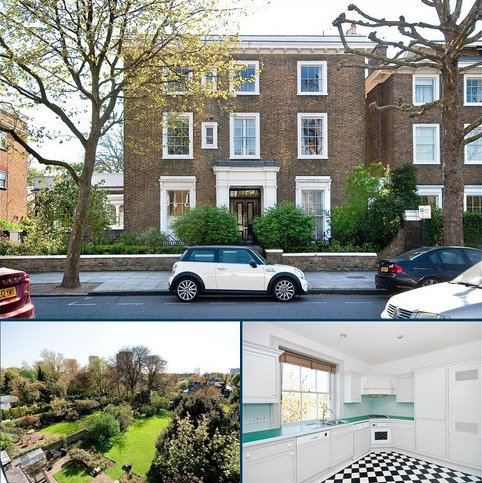 3 bedroom flat to rent - Hamilton Terrace, St Johns Wood, London