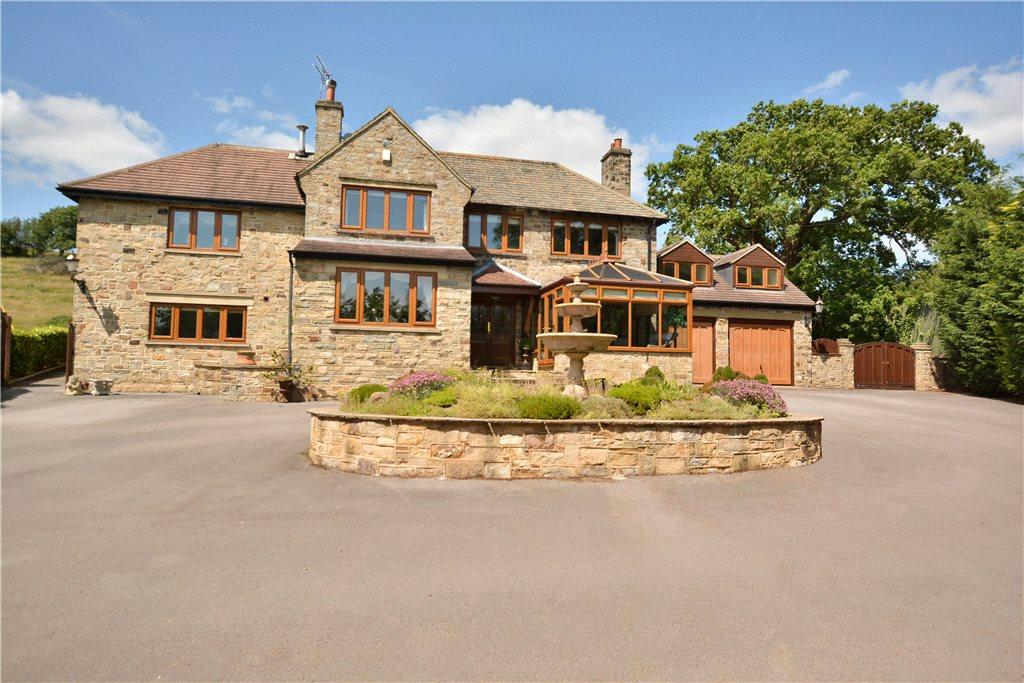 4 Bedrooms Detached House for sale in Willow Croft, Swindon Bank, Near Pannal, Harrogate, North Yorkshire