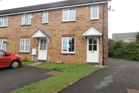 2 bedroom semi-detached house to rent - Trem y Duffryn, Broadlands, Bridgend County Borough, CF31 5AP