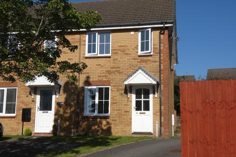 2 bedroom semi-detached house to rent - Trem y Duffryn, Broadlands, Bridgend County Borough, CF31 5AP