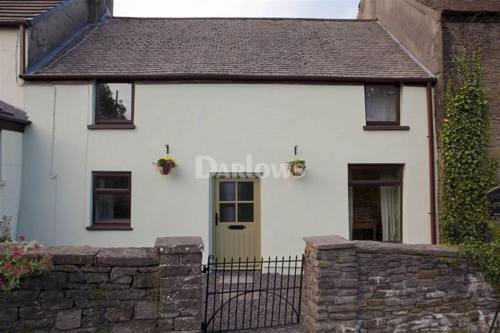 2 Bedrooms Cottage House for sale in Chapel Cottages, Gelligaer, Hengoed