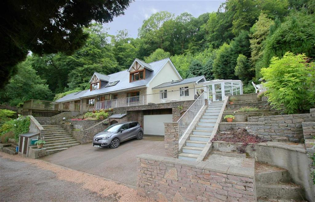 5 Bedrooms Detached House for sale in Llandogo Monmouth, Monmouthshire