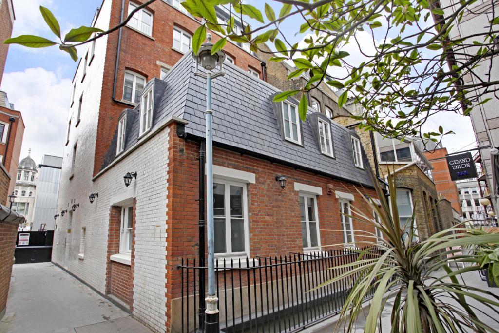 2 Bedrooms Flat for sale in Breams Building, Bloomsbury, London, EC4A