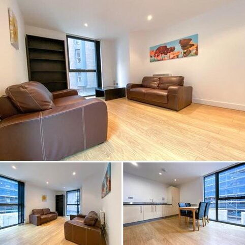 2 bedroom apartment to rent - The Cube Ancoats