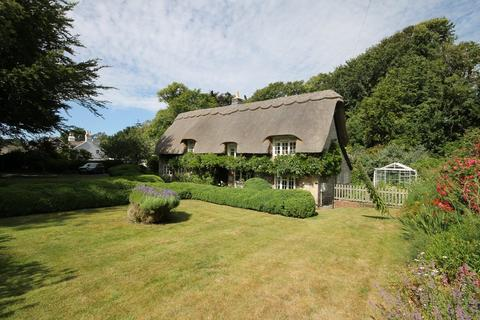 Thatched Property For Sale Isle Of Wight